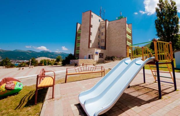 фотографии отеля Приморский (Кабардинка) изображение №15