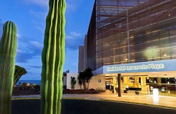 фотографии Occidental Lanzarote Playa (ех. Be Live Lanzarote Resort; Occidental Allegro Oasis) изображение №4