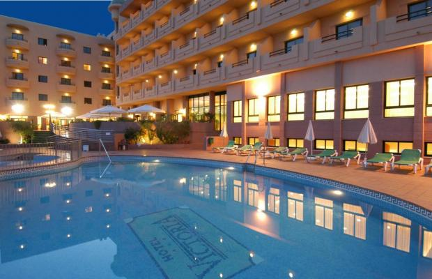 фотографии отеля Hotel Victoria Playa изображение №19