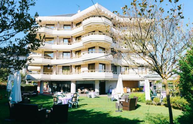 фотографии отеля Gran Hotel Victoria изображение №3