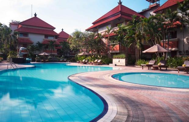 фото отеля White Rose Kuta Resort, Villas & Spa изображение №9