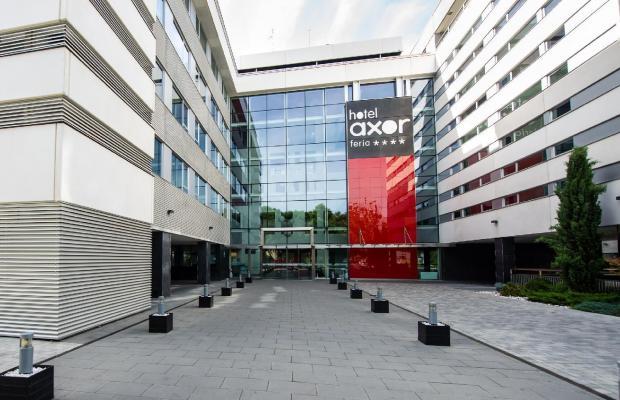 фото отеля Axor Feria изображение №29