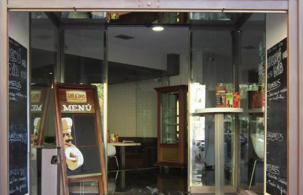 фотографии отеля Tryp Madrid Chamberi (ex. Tryp Alondras) изображение №27