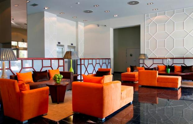 фотографии отеля Holiday Inn Madrid - Las Tablas (ex. High Tech Nueva Castellana) изображение №7