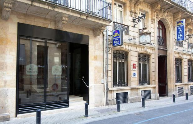 фото отеля Best Western Grand Hotel Francais изображение №1
