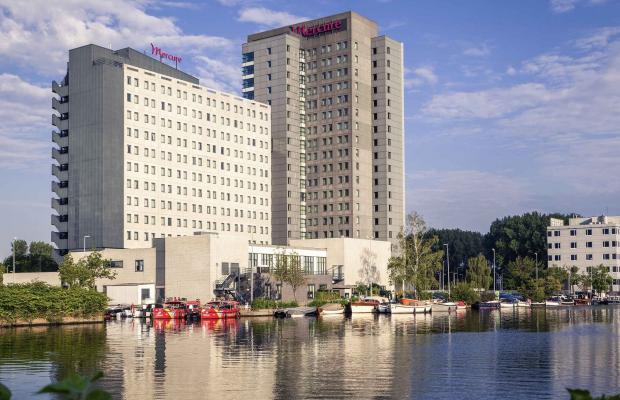 фотографии Mercure Hotel Amsterdam City изображение №40
