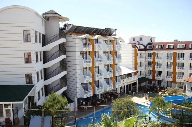 Туры в отель palmiye garden otel Турция Сиде цены и отзывы  Туры в отель palmiye garden otel 3 Турция Сиде цены и отзывы 2018 daisy garden 3