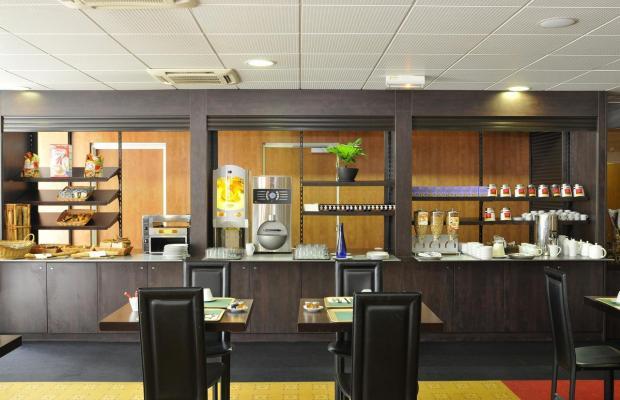 фотографии отеля Quality Suites Bordeau изображение №19