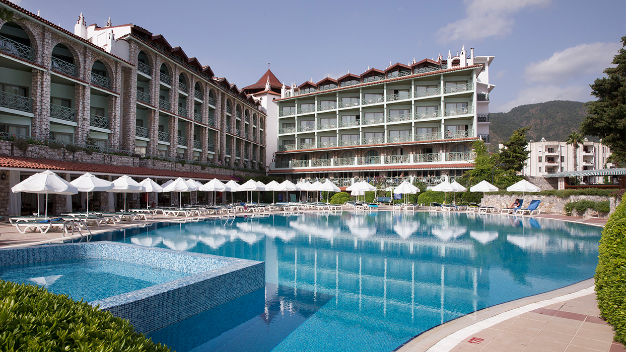 Секс со взрослой турчанкой в отеле