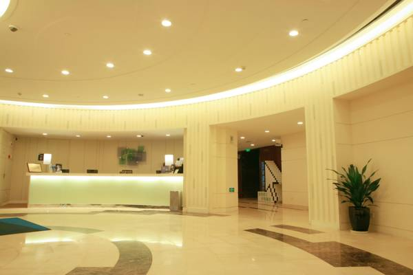 фотографии Holiday Inn Express Shanghai Jinqiao Central изображение №12