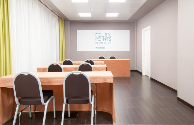 фотографии Four Points by Sheraton Milan Center Hotel изображение №4