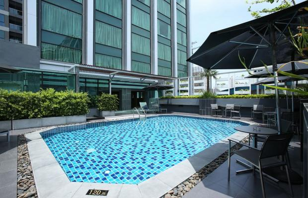 фото Grand Swiss Sukhumvit 11 by Compass Hospitality (ex. Swiss Park Bangkok) изображение №46