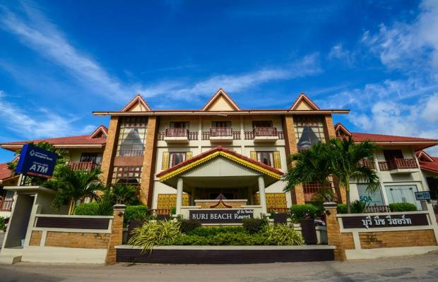 фотографии отеля Buri Beach Resort (ex. Best Western Phanganburi Resort) изображение №47
