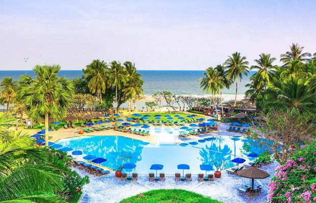 фото отеля Regent Cha Am Beach Resort (ex. Holiday Inn Resort Regent Beach) изображение №1