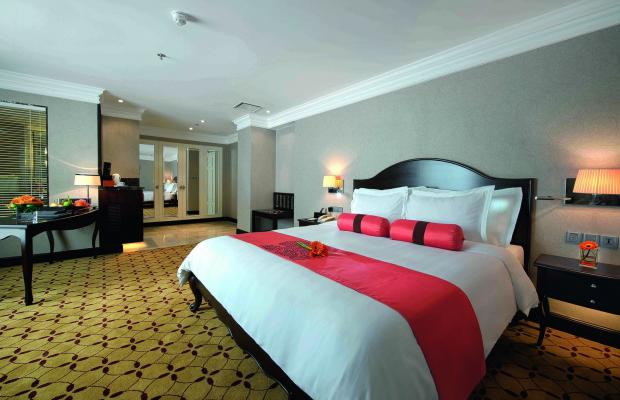 фотографии Eastin Grand Hotel Saigon (ex. Movenpick Hotel Saigon; The Marco Polo Omni Saigon) изображение №4