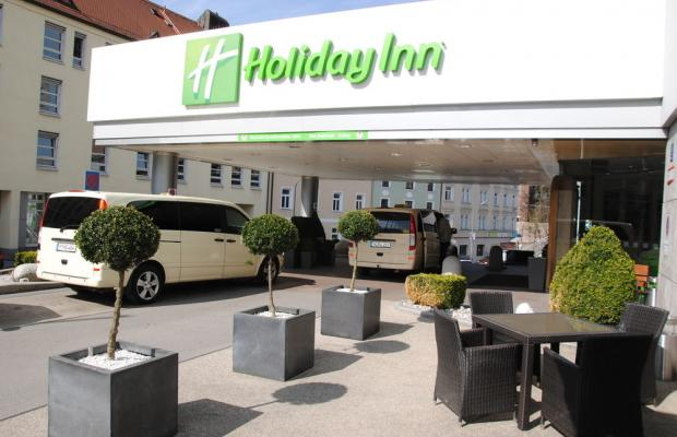 фото Holiday Inn Munich City Centre изображение №22