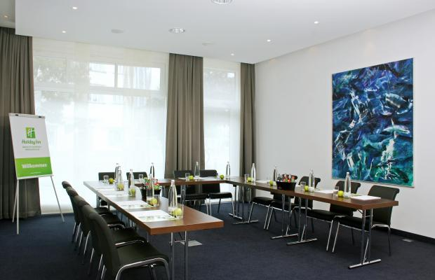 фото отеля Holiday Inn Berlin City Center East-Prenzlauer Allee изображение №13