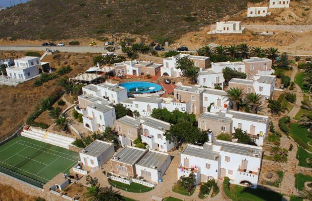 фото Naxos Magic Village (ex. Naxos Beach II Studios & Apts) изображение №14