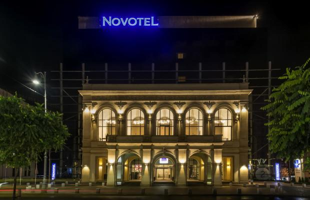 фотографии Novotel Bucharest City Centre изображение №32