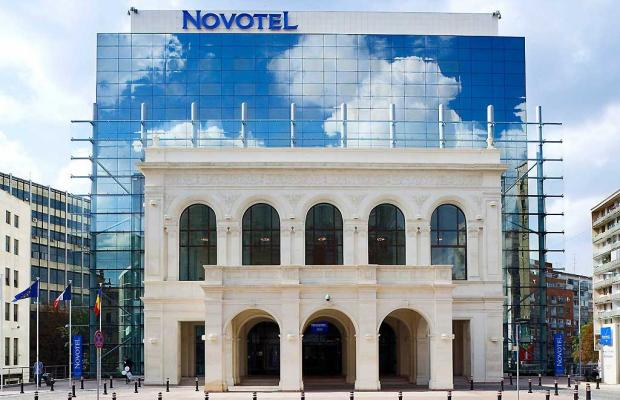 фото отеля Novotel Bucharest City Centre изображение №1
