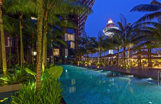 фотографии Crowne Plaza Changi Airport изображение №4