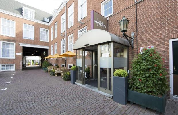 фотографии отеля Mercure Hotel Amsterdam Centre Canal District (ex. Mercure Arthur Frommer) изображение №15