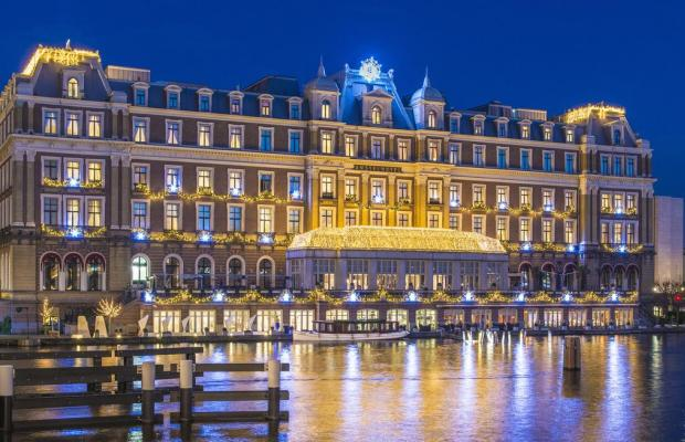 фотографии отеля InterContinental Amstel Amsterdam изображение №7