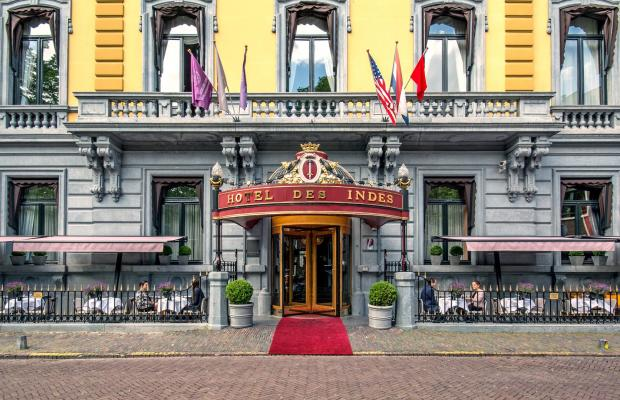 фотографии отеля Hotel Des Indes, A Luxury Collection Hotel, The Hague (ex. Le Meridien Hotel Des Indes) изображение №31