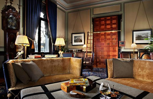 фотографии отеля Hotel Des Indes, A Luxury Collection Hotel, The Hague (ex. Le Meridien Hotel Des Indes) изображение №7