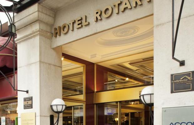 фото отеля Hotel Rotary Geneva - MGallery Collection (ex. Sofitel) изображение №1