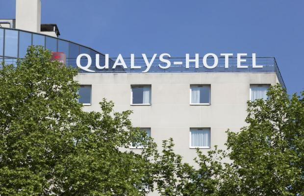 фото отеля Qualys Hotel Nanterre Paris La Defense изображение №1