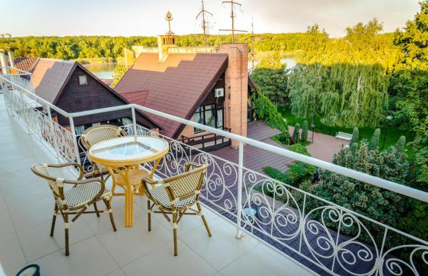 фото отеля Петровский Причал Лакшери Хотел & СПА (Petrovsky Prichal Luxury Hotel & SPA) изображение №25