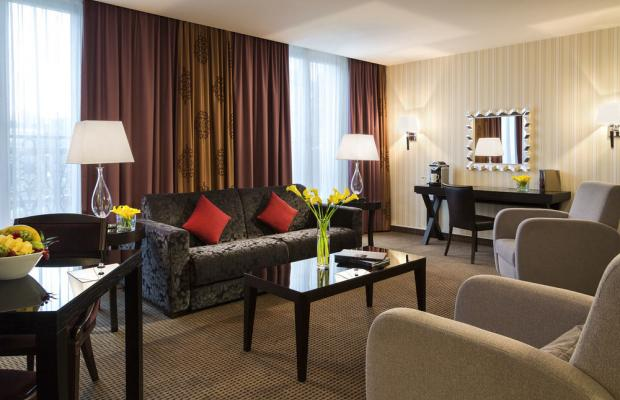 фото Crowne Plaza Paris Republique (ex.Holiday Inn) изображение №54