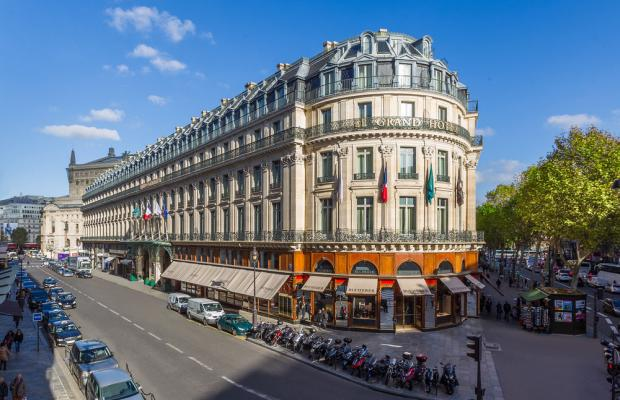 фото отеля InterContinental Paris-Le Grand изображение №1