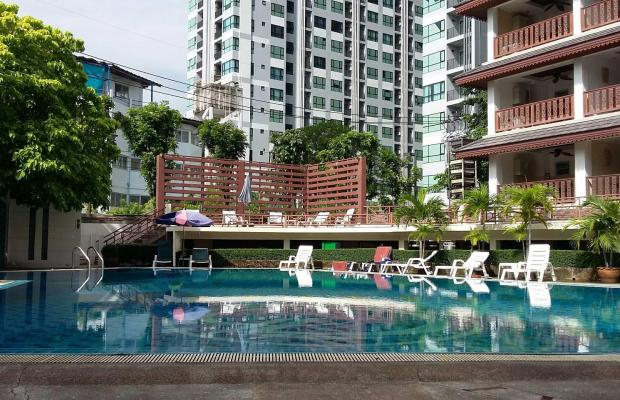 фото отеля Boss Suites Pattaya (ex. Diana Inn) изображение №1