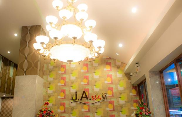 фотографии J.A.Siam City Pattaya Hotel изображение №4