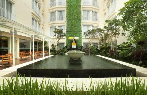 фотографии Holiday Inn Express Bali Kuta Square изображение №8