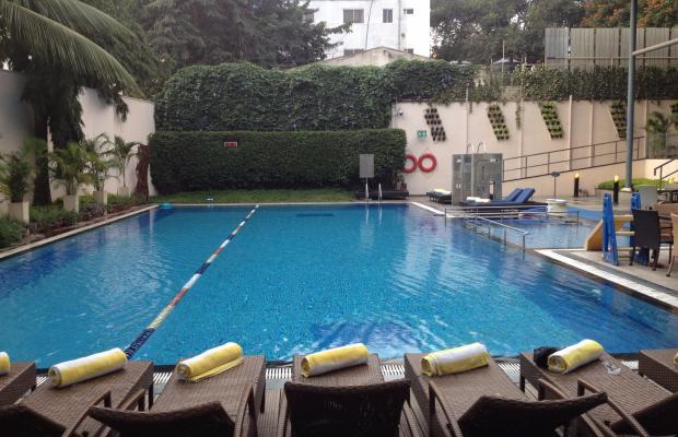 фото отеля Grand Mercure Bangalore изображение №1
