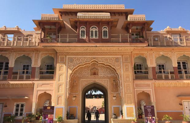 фотографии Chomu Palace - Dangayach Hotels Jaipur изображение №8