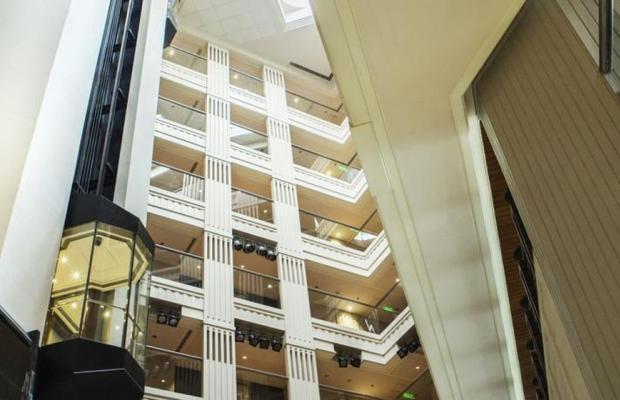 фото отеля Hyderabad Marriott Hotel & Convention Centre изображение №49
