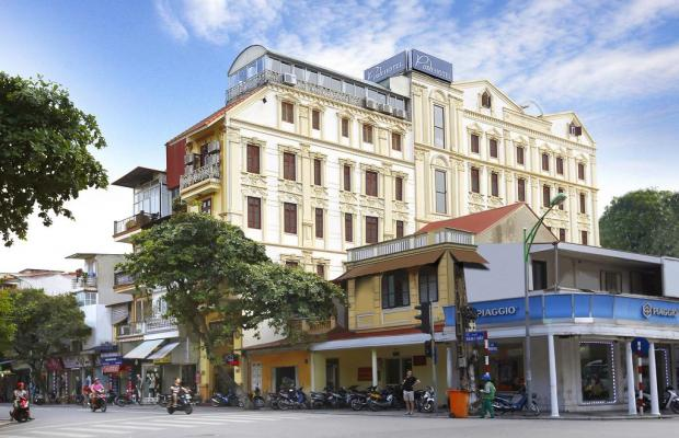 фото отеля Hanoi Posh Hotel изображение №1