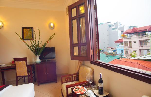 фотографии отеля Luxury Hotel изображение №3
