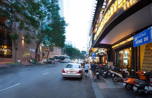 фото Camelia Saigon Central Hotel (ex. A&Em Hotel 19 Dong Du) изображение №54
