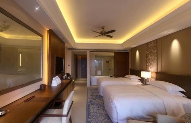 фотографии отеля Hilton Haikou Meilan изображение №31