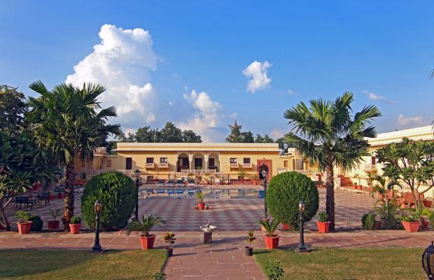 фотографии отеля Amar Mahal Orchha изображение №35