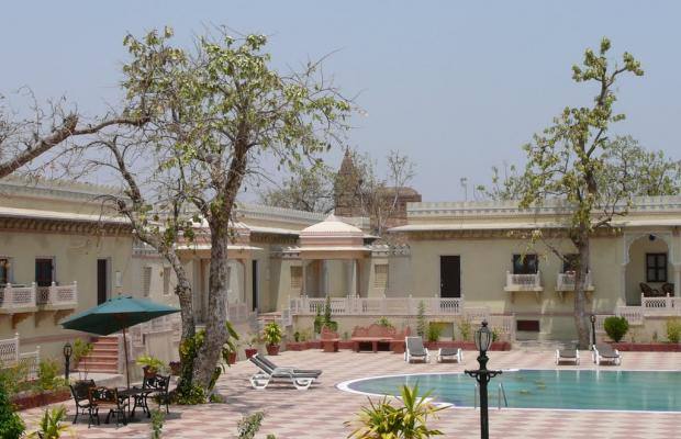 фотографии отеля Amar Mahal Orchha изображение №15