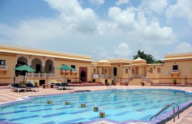 фото отеля Amar Mahal Orchha изображение №1