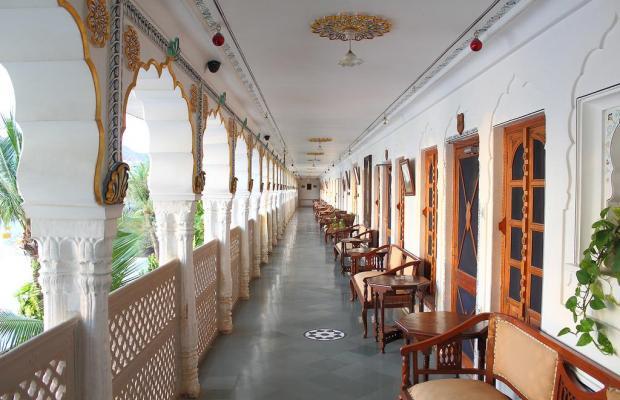 фотографии отеля Pushkar Palace изображение №7