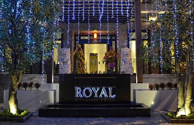 фото Royal Riverside Hoi An Hotel изображение №30