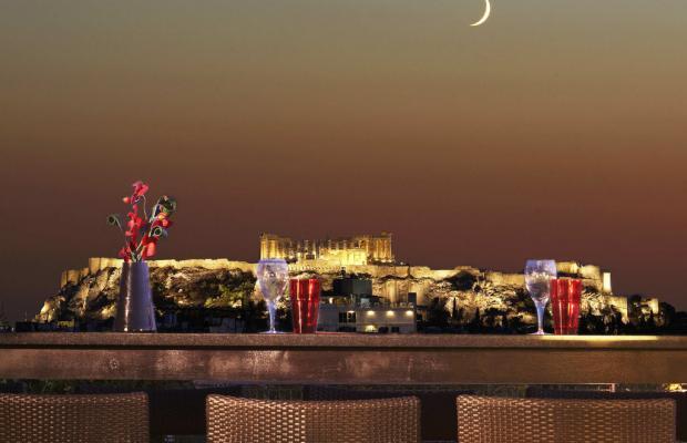 фото отеля Hotel Novotel Athens изображение №21